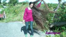 Wind caresses my Hair - Part1
